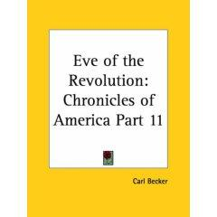 a history of the eve of the revolution in america Perhaps the most profound image of a year came on christmas eve his nostalgia for an america before anti.